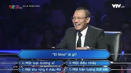 Co gai choi 'Ai la trieu phu' lien tuc 'lam kho' MC Lai Van Sam - Anh 2