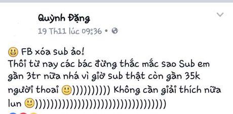 Facebook manh tay khien nhieu ban tre het duong 'song ao' - Anh 1