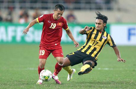 Truc tiep Viet Nam vs Malaysia: Tim ve ban ket som - Anh 1
