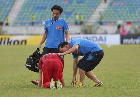 Nhieu tuyen thu Viet Nam kiet suc sau tran thang Malaysia - Anh 2