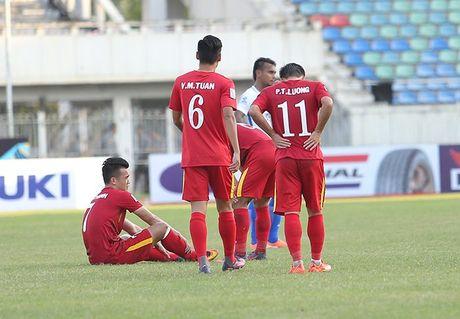 Nhieu tuyen thu Viet Nam kiet suc sau tran thang Malaysia - Anh 3