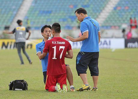 Nhieu tuyen thu Viet Nam kiet suc sau tran thang Malaysia - Anh 7