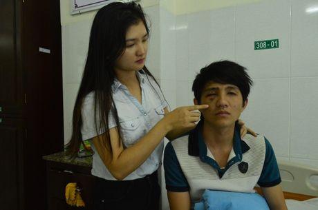 Thanh tra CA tinh Dak Lak vao cuoc vu 'dap mat vao gay CSGT' - Anh 1