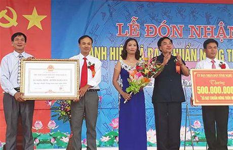 Nghia Minh dat chuan - Anh 1