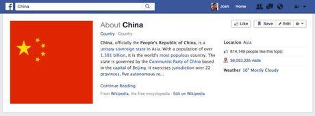 "Facebook xay dung cong cu kiem duyet de ""tien than"" vao thi truong Trung Quoc - Anh 2"