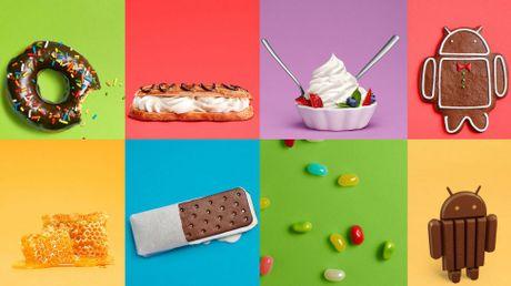Google ngung ho tro Android Gingerbread va Honeycomb - Anh 1