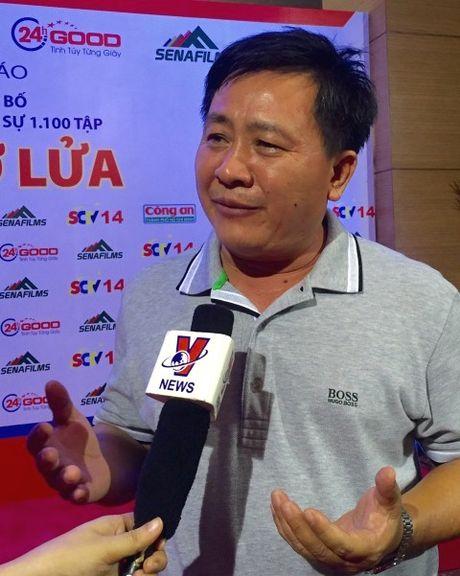 Lai Van Long va sieu phim hinh su 1.100 tap: Toi luon tu nhu minh phai la 'ngoi but huong thien'! - Anh 1