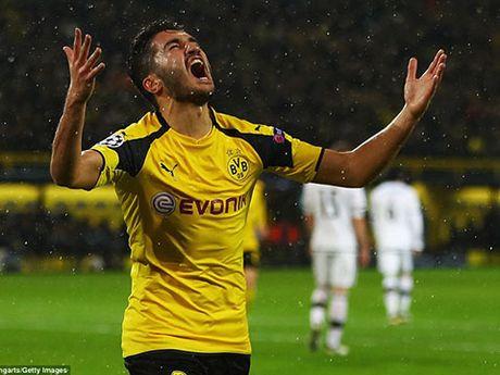 Dortmund ha Legia Warsaw trong tran cau ky luc voi 12 ban thang - Anh 1