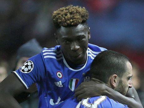 Juventus vao vong 1/8 Champions League: Mot chiec ve & hai van de dang ngai - Anh 1