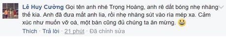 Cong dong mang tung bung sau chien thang cua Viet Nam truoc Malaysia - Anh 7