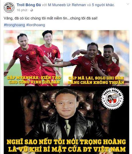 Cong dong mang tung bung sau chien thang cua Viet Nam truoc Malaysia - Anh 8