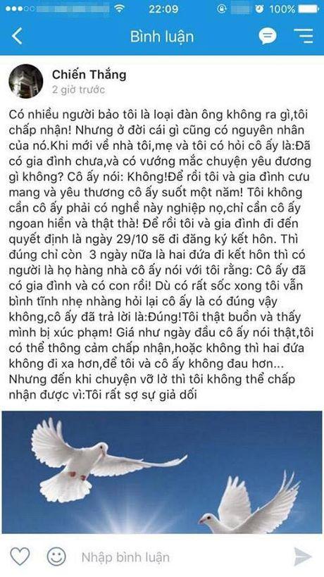 Nghi van ban gai Chien Thang tu tu gia, 'dua hoi' danh hai de tien than vao showbiz - Anh 1
