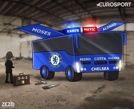 Biem hoa 24h: Ranieri, Reus 'khoe co bap', Mourinho che cuoi Tottenham - Anh 1