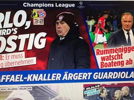 Ancelotti se lam gi de dua Bayern tro lai hay 'khan ao ra di'? - Anh 3