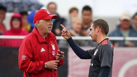 Ancelotti se lam gi de dua Bayern tro lai hay 'khan ao ra di'? - Anh 4