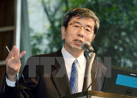 Chu tich ADB hoi thuc Tong thong dac cu My tiep tuc theo duoi TPP - Anh 1