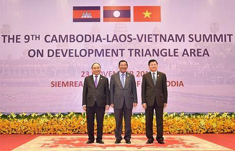 Thu tuong ket thuc tot dep chuyen tham du Hoi nghi CLV 9 - Anh 1