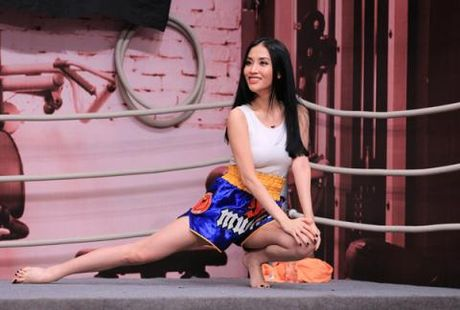 Giong Phan Thanh-Salim, Tran Thanh tranh mat khi gap Mai Ho - Anh 1