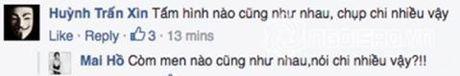 Giong Phan Thanh-Salim, Tran Thanh tranh mat khi gap Mai Ho - Anh 4
