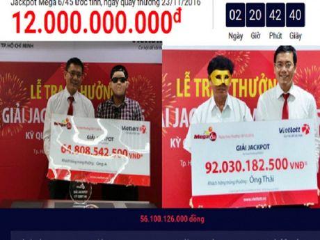 VietinBank xac nhan Vietlott da tra thuong hon 200 ty dong - Anh 1