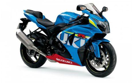Suzuki GSX-R1000 so gang voi Yamaha YZF-R1 - Anh 5