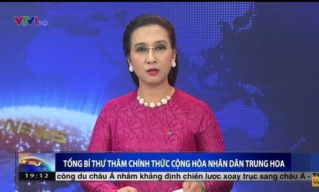 BTV Van Anh bat ngo xin nghi viec tai VTV - Anh 1