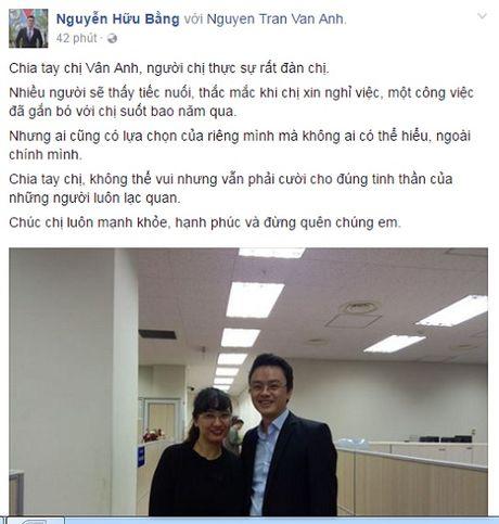 BTV Van Anh bat ngo xin nghi viec tai VTV - Anh 2