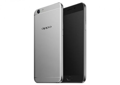 Ra mat Oppo F1s ban RAM 4GB, gia mem - Anh 1