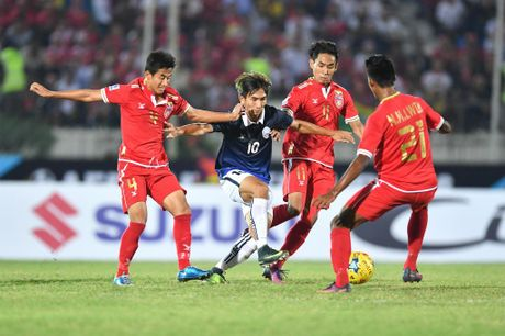 Zaw Min Tun toa sang, Myanmar nguoc dong vuot ai Campuchia - Anh 1