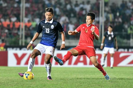 Zaw Min Tun toa sang, Myanmar nguoc dong vuot ai Campuchia - Anh 5