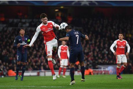 Vi ngoi dau, PSG 'song chet' cung Arsenal tai Emirates - Anh 2