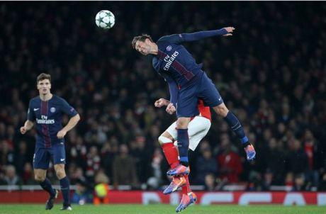Vi ngoi dau, PSG 'song chet' cung Arsenal tai Emirates - Anh 3