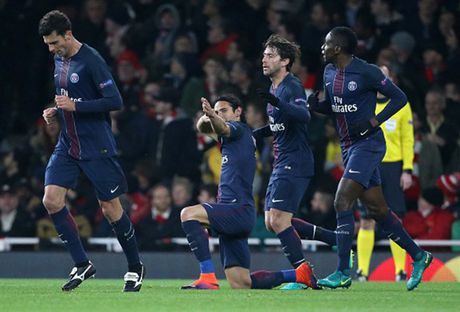 Vi ngoi dau, PSG 'song chet' cung Arsenal tai Emirates - Anh 4