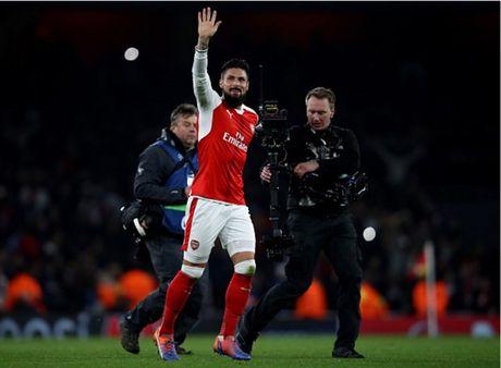 Vi ngoi dau, PSG 'song chet' cung Arsenal tai Emirates - Anh 5