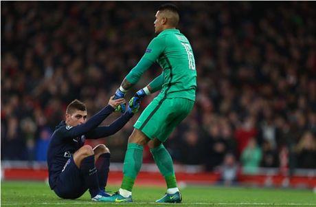 Vi ngoi dau, PSG 'song chet' cung Arsenal tai Emirates - Anh 6