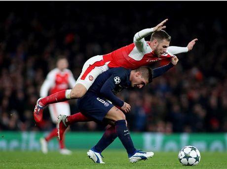Vi ngoi dau, PSG 'song chet' cung Arsenal tai Emirates - Anh 8