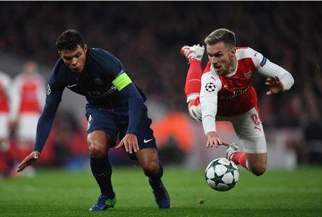 Vi ngoi dau, PSG 'song chet' cung Arsenal tai Emirates - Anh 9