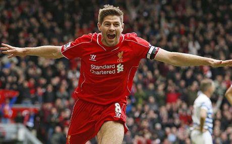Steven Gerrard - 5 khoanh khac dang nho: Dem Istanbul den cu nga dinh menh - Anh 1