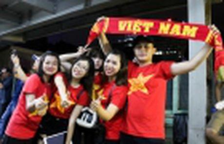 Tuyen Viet Nam tiep tuc kho luyen tren dat Myanmar - Anh 12