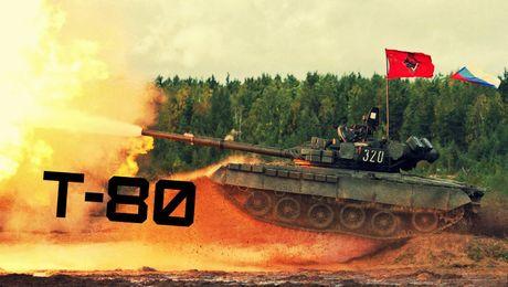 3.000 xe tang 'phan luc' T-80BV tro lai, NATO hoang loan - Anh 9