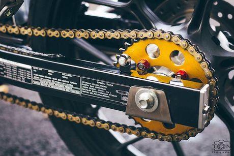 Honda Sonic 150R do gia hon 100 tram trieu dong tai VN - Anh 7