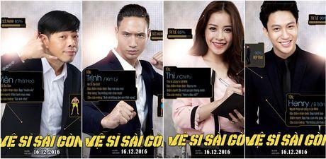He lo canh tinh cam cua Chi Pu va Kim Ly - Anh 1