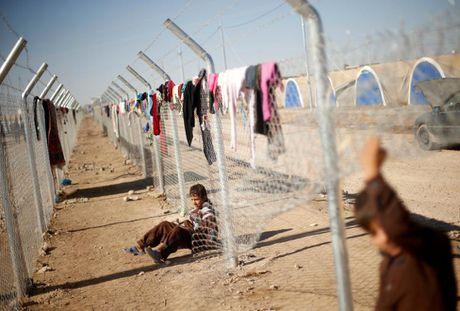 Thieu thon du dieu dan Iraq trong trai ti nan gan Mosul - Anh 15