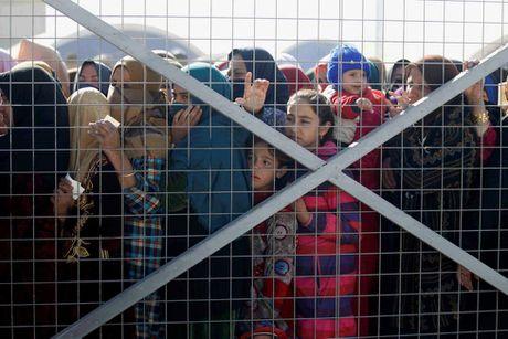 Thieu thon du dieu dan Iraq trong trai ti nan gan Mosul - Anh 3