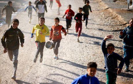 Thieu thon du dieu dan Iraq trong trai ti nan gan Mosul - Anh 5