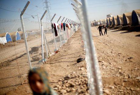 Thieu thon du dieu dan Iraq trong trai ti nan gan Mosul - Anh 7