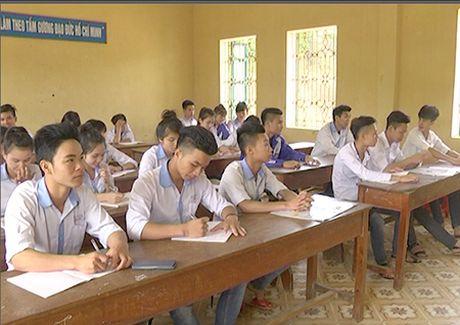 Bac Ninh chuan bi tot cho Ky thi THPT quoc gia - Anh 1