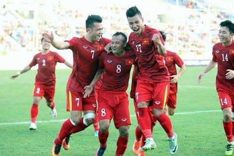 Thang Malaysia, Viet Nam vao ban ket - Anh 1