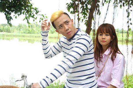 "He lo ve ""moi tinh vung trom"" cua Tran Thanh va An Nguy - Anh 2"
