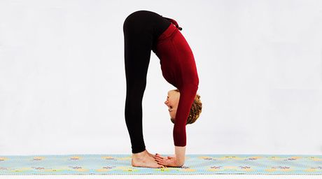 Mach ban cach tang chieu cao bang yoga - Anh 1